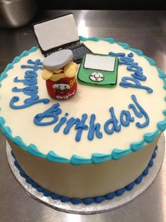 1000 Images About Teenage Boy Birthday Cakes On Pinterest