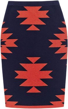 sela aztec skirt