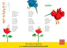 La poesía es una gran vía para acercar a los niños a la lectura.