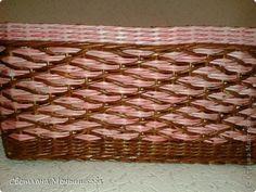 Поделка изделие 8 марта День рождения Плетение Опять плету  Трубочки бумажные фото 2
