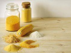 Semoule de maïs ou polenta : cuisson en purée ou en tranches à griller, elle peut être twistée, c'est à dire parfumée avec des épices, du fromage, des légumes... lors de sa préparation. Intéressante sur le plan nutritionnel et sans gluten, elle accompagne parfaitement les plats en sauce