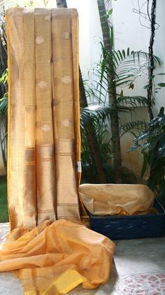 Benares Linen Kora L03124 | Lakshmi