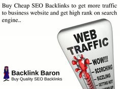 Backlink Baron � a leading link building company is providing affordable quality link building packages for business website at sydney. If you want to buy quality seo backlinks for your business website, then contact us.