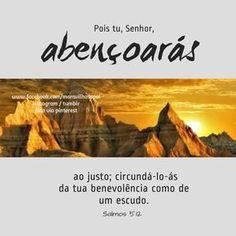 Pois tu, Senhor, abençoarás ao justo; circundá-lo-ás da tua benevolência como de um escudo. Salmos 5:12  *Estamos também no instagram http://instagram.com/maravilhosopai  *E no Tumblr: http://maravilhosopai.tumblr.com/  #maravilhosopai #fé #faith #Jesus #Jesusteama #vida #life #sweet #god #vesículos #bible #bíblia #inspiração #peace #paz #escudo #abençoado #benção