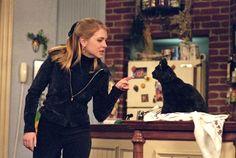 Melissa Joan Hart and Nick Bakay in Sabrina, the Teenage Witch (1996)