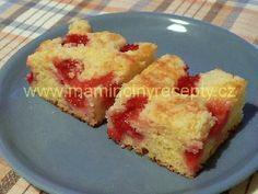Jogurtová bublanina Czech Recipes, French Toast, Cheesecake, Muffin, Baking, Breakfast, Czech Food, Nova, Morning Coffee