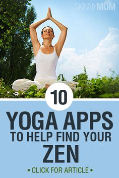 Get your zen on when you need it most using these great apps.