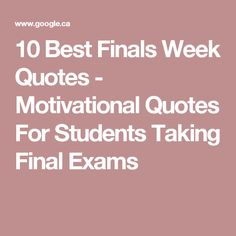 Motivational Quotes for students for exams … Educação