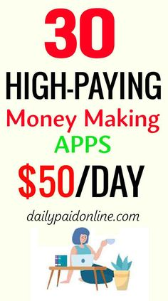 Legit Work From Home, Legitimate Work From Home, Work From Home Jobs, Earn Money From Home, Earn Money Online, Online Jobs, Extra Cash, Extra Money, Best Money Making Apps
