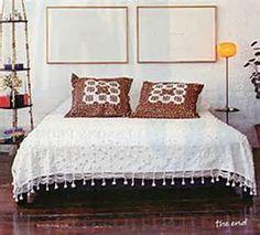 white bedding tassel - Bing Images