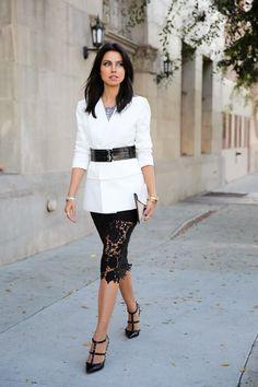 Valentino Shoes, White Blazer