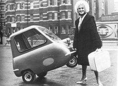 Peel microcars were built in Peel, Isle of Man in the 1960's by Peel Engineering. http://homepage.ntlworld.com/andy.carter/