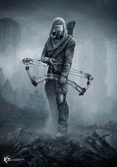 Ideas For Sci Fi Fantasy Art Post Apocalyptic Post Apocalyptic Art, Post Apocalyptic Fashion, Apocalyptic Clothing, Post Apocalypse, Character Concept, Character Art, Character Inspiration, Armas Wallpaper, Arte Zombie