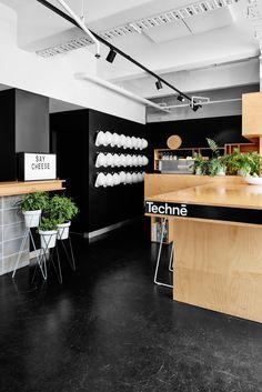 Techne Reception Upgrades | Techne