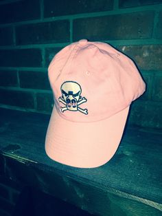 Pink Logo Dad Hat sold by Show and Prove . Shop more products from Show and Prove on Storenvy, the home of independent small businesses all over the world. Dad Hats, Clothing Company, Breast Cancer Awareness, Baseball Hats, Dads, Entertainment, Logos, Pink, Things To Sell