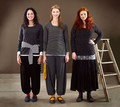 Wardrobe essentials 2012 – GUDRUN SJÖDÉN – Webshop, mail order and boutiques   Colourful clothes and home textiles in natural materials.