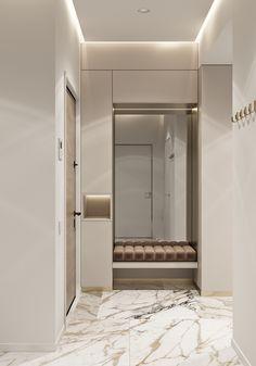 62 Ideas Apartment Door Entrance Entryway Foyers For 2019 Apartment Entrance, Home Entrance Decor, House Entrance, Apartment Interior, Entryway Decor, Hallway Furniture, Design Hall, Flur Design, Home Interior Design