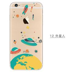 FREE Space Fun Pattern Phone Case (JUST PAY SHIPPING)