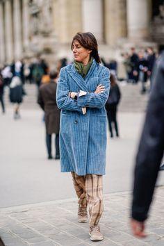 Manšestrová inspirace | Marianne Street Style, Shirt Dress, Sweaters, Shirts, Dresses, Fashion, Vestidos, Moda, Shirtdress