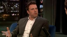 Ben Affleck has declared what all women already know, and most men wouldn't like to admit. The star's epiphany came about after realizing how different it is to raise boys and girls, he explained to Jimmy Fallon.