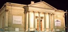 The Rath Museum displays large temporary exhibitions organised by the Art and History Museum.