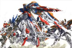 Endless Waltz New Mobile Report Gundam Wing Picture