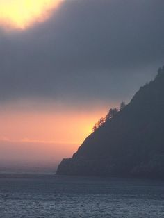 ✯ Sunset on Cape Lookout - Cloverdale, Oregon