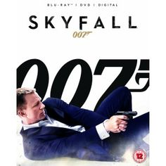 Skyfall James Bond - The Movie - Adele's song in this movie is amazing!
