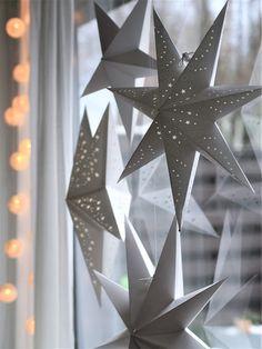 Vaahtokarkkia ja Salmiakkia: Christmas stars