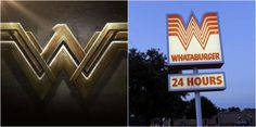 Whataburger, DC Comics are currently discussing Wonder Woman's new logo