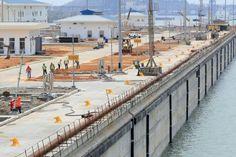 La ampliación del Canal de Panamá se inaugurará el 26 de junio