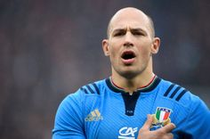 Sergio Parisse is an Italian rugby union player. He was the first Italian rugby union player to be nominated for the IRB International Player of the Year. Sergio Parisse, Rugby Union Teams, Six Nations, Polo Ralph Lauren, Songs, Running, Mens Tops, Sport, Deporte