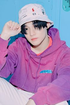 The hat tho Nct 127, Taeyong, Jaehyun, Emo, Ntc Dream, Nct Dream Chenle, Baby Dolphins, Nct Chenle, Jisung Nct