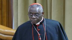 Cardinal Sarah does not respond to the Pope's request     No denial in sight       It has never happened before. Francis had publicly corr...
