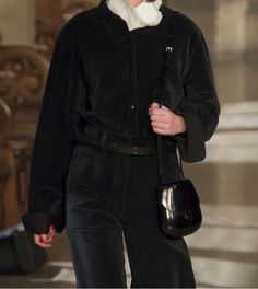 @lemaire_official Fall 2016 Christophe Lemaire, Minimal Outfit, Cute Jeans, Minimal Chic, Daily Look, Minimalist Fashion, Fitness Fashion, Catwalk, High Fashion