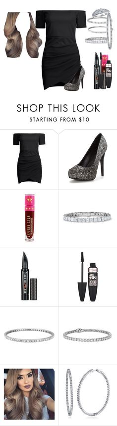 """Ava Jessica Concept Outfit"" by shestheman01 on Polyvore featuring Jeffree Star, Benefit, Maybelline, Tiffany & Co., Blue Nile, BERRICLE and Bling Jewelry"