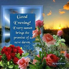 14 Best Good Evening Greetings Images Good Evening Greetings Buen