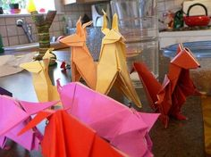 Easy Origami for Beginners (even kids)!