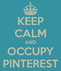 I rather be on Pinterest Street any day!