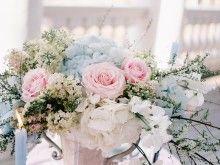 Roze Quartz & Serenity; свадьба в розово-голубых тонах; нежная свадьба; D.Ch.events