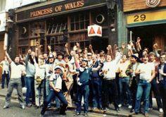 Spurs fans, early '80s Football Casuals, Uk Football, Football Stuff, Tottenham Hotspur Football, London Pride, Spurs Fans, White Hart Lane, North London, Harry Kane