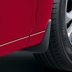 Genuine Mazda Onwards)- Front Mud Flaps These high quality tailor-made moulded front mud flaps are designed and built to protect your Mazda against stone chips, mud and are also easy to clean. Mazda Mx, Mud, Autumn, Design, Fall, Design Comics