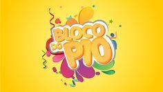 Bloco do P10 | Identidade Visual on Behance