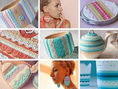 polymer clay embroidery | Polymeri Online - Iris Mishly Polymer Clay Blog