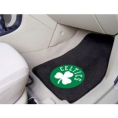 Boston Celtics Carpet Car/Truck/Auto Floor Mats
