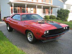 1970 Dodge Challenger 340 4 spd