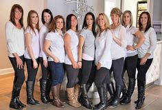 Dr. Jennifer Thomm and her team at Great Lakes Dental in Sarnia. Visit our website to learn more or to book your appointment.