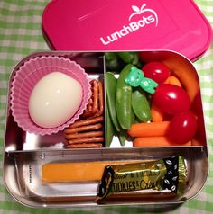 #lunchbots vegetarian bento lunch