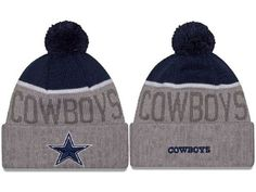 9c75de81fb2 2017 Winter NFL Fashion Beanie Sports Fans Knit hat Dallas Cowboys Shoes