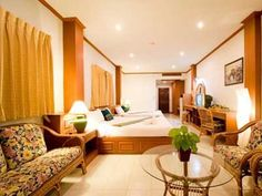 Andaman Seaside Resort, 82 9 MOO 2 BAAN BANGTAO, CHRENGTHALAY THALANG, Phuket, TH 83110.  $83 average per night.